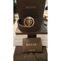 Cinturon Gucci Original Papeles Envio Gratis Entreg Inmediat