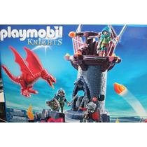 Castillo De Caballeros Y Dragones De Playmobil 5984