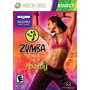 Kinect Zumba Fitness Join The Party Nuevo Sellado Xbox 360