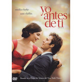 Yo Antes De Ti Emilia Clarke Pelicula Nueva Original Dvd