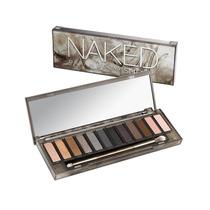 Sombras Para Ojos Naked Smoky Nk (envío Sin Costo)