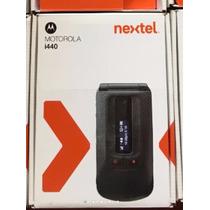 Equipo Nextel Iden I440 Nuevo Original Factura May Y Men