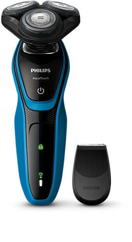 Rasuradora Afeitadora Philips S5050 04 Aquatouch Humedo Seco ee86a6b882da