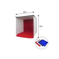 Cubo Caja De Luz Estudio Fotografico Fotografia Video 50.8cm