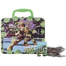 Teenage Mutant Ninja Turtles 48 Piezas Del Rompecabezas De L