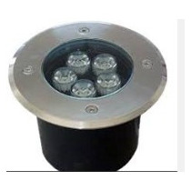 Spot Empotrable Para Piso Exterior Led 5 Watts Ip65 Foco