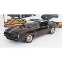 Chevrolet Camaro Z28 1978 Greenlight Escala 1:18