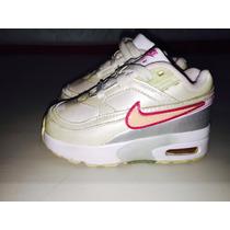 Nike Air Max Bebita Del 6c 12 Cm En Muy Buen Estado