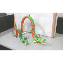 Shen Long Gigante De Origami En 3d