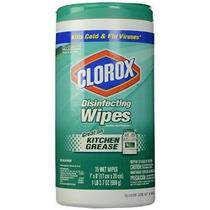 Clorox Toallitas Desinfectantes Aroma Fresco 75 Contador
