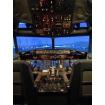Simulador De Vuelo Boeing 737 Ng