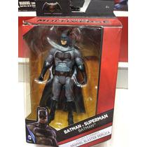 Figura De Batman Dc Multiverse Batman Vs Superman