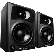 Monitores De Estudio M-audio Av32 - Envio Asegurado Gratis!