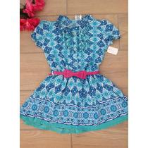 Vestido Niña Tallas 4-12
