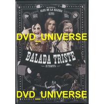 Cine Español: Balada Triste De Trompeta. Alex De La Iglesia