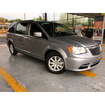 Chrysler Town & Country 5p Lx V6 3.6 Aut 2014