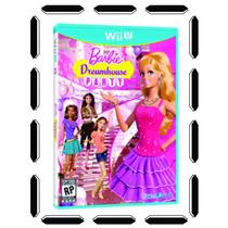 Barbie Dreamhouse Party Wii U Nuevo Sellado Cdv