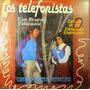 Los Telefonistas - Cancion De Un Estudiante Enamorado Lp