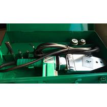 Kit De Termofusion Para Tuboplus Rjq63 800w Con 2 Dados