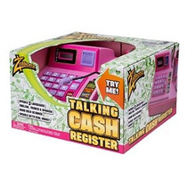 Zillionz Hablar Cash Register - Rosa