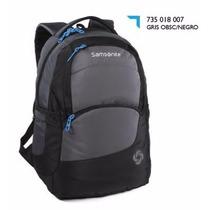 Samsonite Backpack Mochila Laptop Solo 15.6