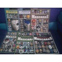 Libro Revistas Enciclopedia De Las Mascaras Primeros Números