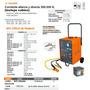 Cable Para Soldadora Sot-300/200 Con Pinza De Tierra