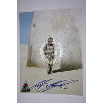 Autógrafo Original De Jake Lloyd Star Wars Anakin Skywalker