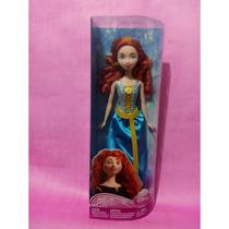 Merida Disney Valiente Princesa Nueva Original Sin Abrir