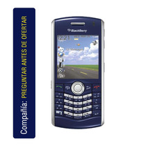 Blackberry Pearl 8110 Cám 2mpx Sms Mms Reproductor Mp3 Radio