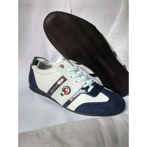 Wow!! Zapatos Tenis Gucci. Armani. Dg.