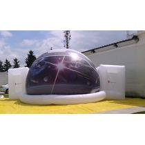 Domo Movil Con Doble Puerta Casco De Astronauta 10 Metros I