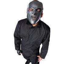 Mascara Slipknot Mick Unitalla Adulto Disfraz Fiesta
