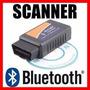 Escaner Automotriz Universal Bluetooth Obd2 Elm27