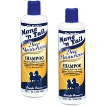 Shampoo Caballo Mane`n Tail Original Hidratacion Uso Humano