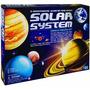 Kit De Sistema Solar En 3d