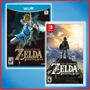 Zelda Breath Wild - Switch O Wii U | Promocion $1249!