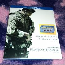 American Sniper - Francotirador - Bluray De Clint Eastwood