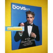 Revista Boys Mx Pablo Papacostas Revista Para Comunicad Gay