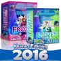 Mega Kit Imprimible Frozen Invitaciones Candy Calendario