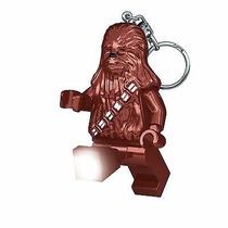 Lego Llavero Con Luz Led Star Wars Chewbacca Aventuras Js
