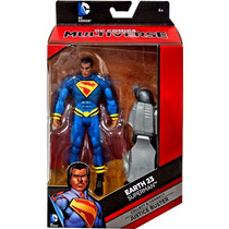 Dc Superman Earth 23 Justice Buster Multiverse 2016 Mattel