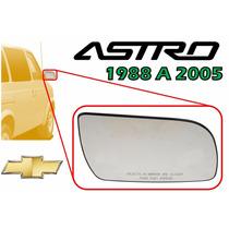 88-05 Chevrolet Astro Luna De Espejo Con Base Lado Derecho