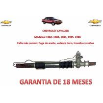 Caja Direccion Hidraulica Cremallera Chevrolet Cavalier 1984