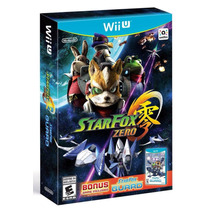 Star Fox Zero + Star Fox Guard - Nintendo - Wii U