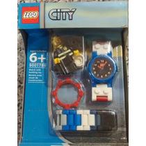 Lego Reloj Para Niño City