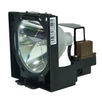 Lámpara Con Carcasa Para Sanyo Plc Xp10 / Plcxp10 Proyector