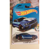 Hot Wheels Coleccion 2016 Camaro Ss 16 Forza Motorsport