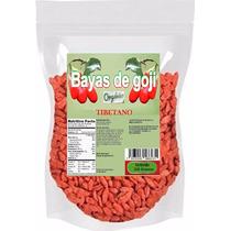 Bayas De Goji 100 % Organicas 250 Grs.