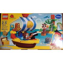 Lego Duplo El Barco Pirata De Jake